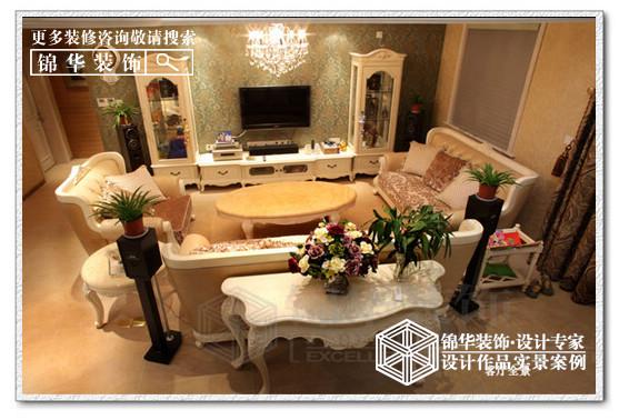 客厅配套桌椅图片
