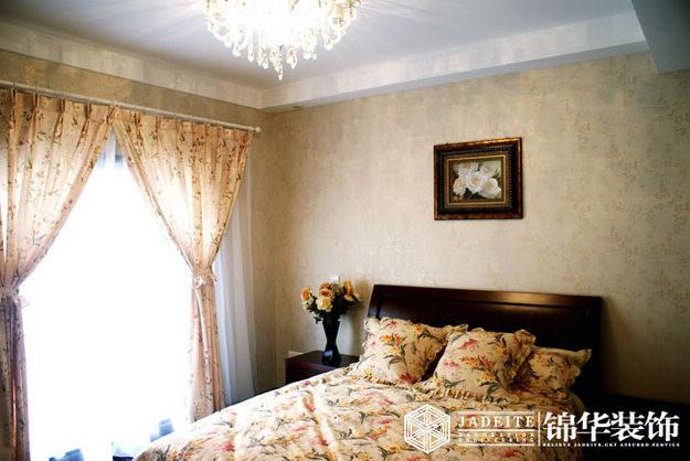 卧室装修效果图-装修图片-南通分公司