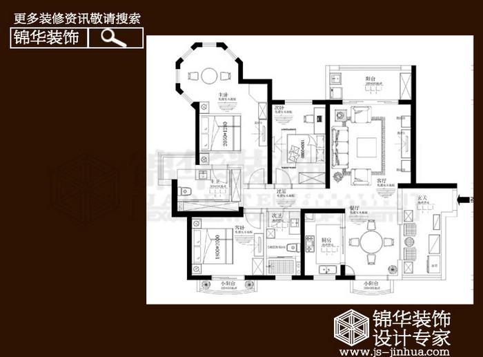 欧式古典的墙面设计-堂杰支招  【注:本研发方案由锦华设计研究院提供