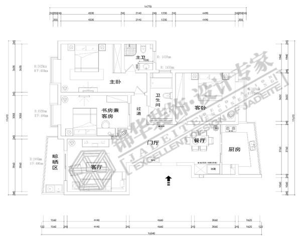 华新燃煤炉内部结构图
