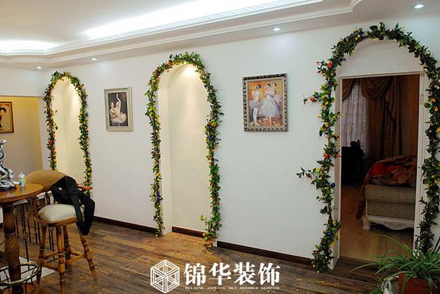 过道 装修图片 南京锦华装饰设计公司